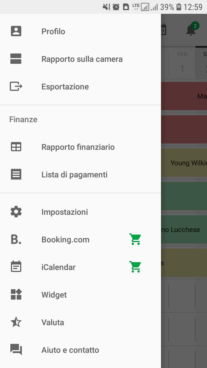 Esportare Calendario Android.Come Posso Esportare Le Prenotazioni Bedbooking